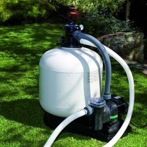 Gre FA6100 - Filtre à sable 485 watts 10 m3/h