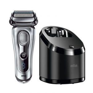 Braun 9090cc Series 9 - Rasoir électrique rechargeable + CCR 2