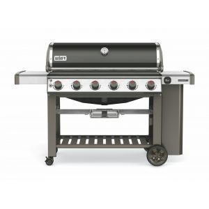 Weber Genesis II E-610 GBS - Barbecue à gaz 6 brûleurs