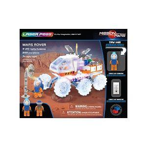 Templar Laser Pegs - Mars Rover