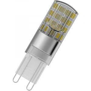 Osram LED PIN G9 | Lot de 2 x Ampoule LED Culot G9, 2,60W = 30W équivalent incandescent | Blanc chaud | 2700K