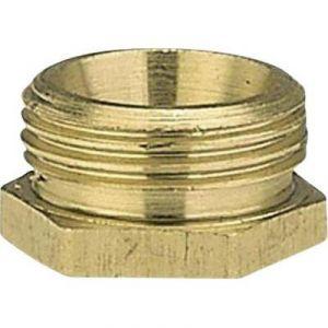 Gardena 7270-20 - Réducteur en laiton, filetage extérieur 26,5 mm (G 3/4) / filetage intérieur 21 mm (G 1/2)