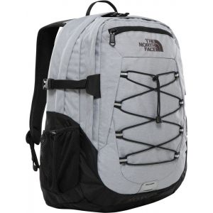 The North Face Borealis Classic Backpack 29l, mid grey heather/tnf black Sacs à dos loisir & école