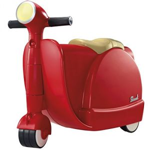 Worlds Apart Valise porteur pour enfant Skoot en forme de scooter