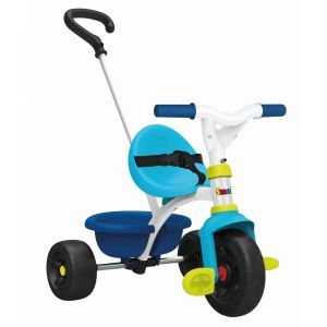 Smoby 740323 - Tricycle Evolutif Be Fun bleu