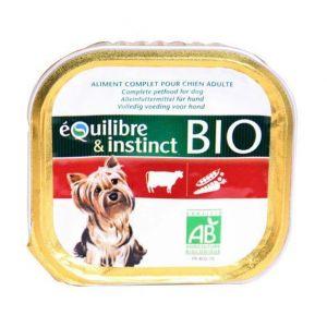Martin Sellier Pâtée Bio Chien Boeuf 300g