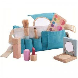 Plan Toys Trousse de maquillage en bois