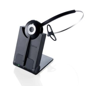 Jabra PRO 920 - Casque téléphonique monaural avec microphone