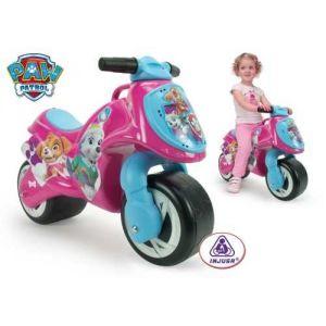 Injusa Pat' Patrouille - Moto porteur rose