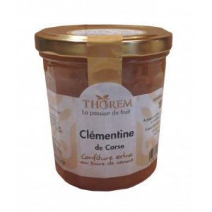 Thorem Confiture de Clémentine de Corse 375gr