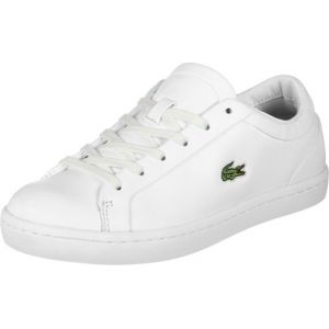 Lacoste Straightset Lace 317 3 W chaussures blanc 40,5 EU