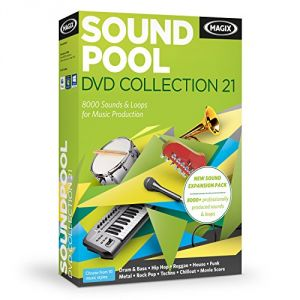 Soundpool DVD collection 21 [Windows, Mac OS]
