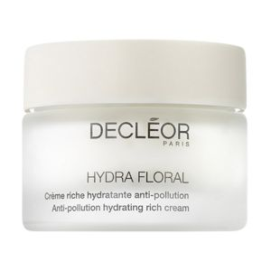 Image de Decléor Hydra Floral Crème Riche Hydratante Anti-Pollution 50ml