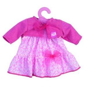 Famosa Vêtements pour Nenuco : robe rose avec Gilet court (35 cm)
