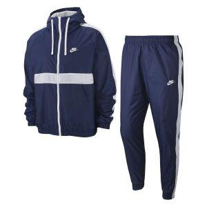 Nike Survêtement à capuche Woven Bleu Marine - Taille L;M;S;XL;XS;XXL