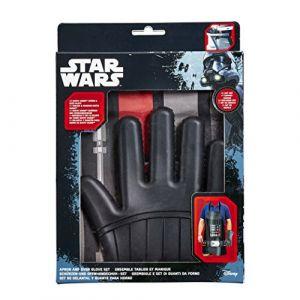 Ensemble tablier et manique Darth Vader Star Wars