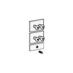 Ergotron 60-156 - Kit collier de support mural pour supports UC de moyenne et petite taille