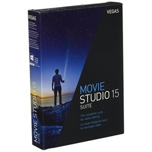 Vegas Movie Studio 15 Suite [Windows]