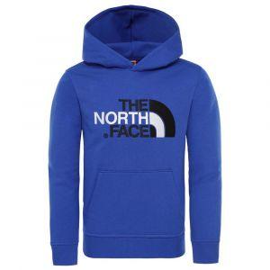 The North Face Kid´s Drew Peak Pullover Hoody - Sweat à capuche taille L, bleu