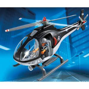 Playmobil 5563 City Action - Hélicoptère des forces spéciales