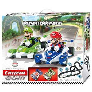 Kart Mario Offres Comparer 39 Circuit Carrera 2WHIEDYe9