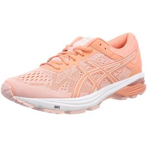 Asics GT-1000 6 - Chaussures de running Femme - rouge Chaussures running pronation