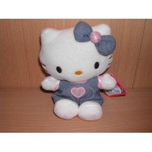 Jemini Peluche Hello Kitty habillée 15 cm (modèle aléatoire)