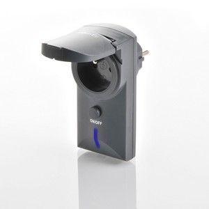 Somfy Prise télécommandée extérieure ON/OFF 3600 W - Box