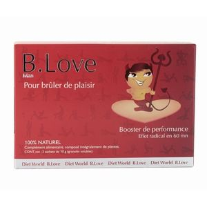 Dietworld B Love Homme