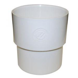 Wirquin Adaptateur sortie de cuvette WC Femelle Ø 100 mm Male Ø 90 mm