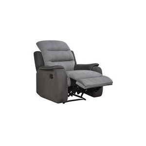 Fauteuil Relax Tissu Comparer Offres - Fauteuil relax tissu