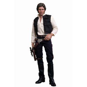 Hot Toys Han Solo 30 cm figurine Star Wars Movie Masterpiece 1/6