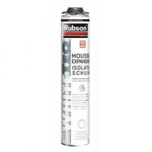 Rubson Mousse expansive WhiteTeq