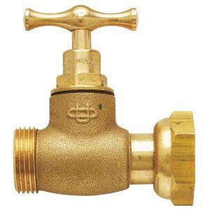 Watts Industries Robinet d'arrêt après compteur d'eau avec tête potence