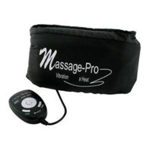 Massage Pro - Ceinture vibrante et chauffante