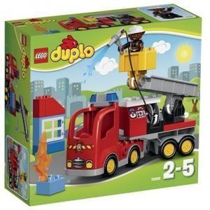Duplo 10592 - Le camion de pompiers
