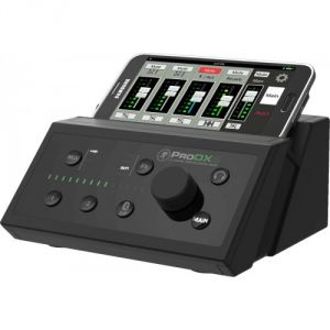 Mackie ProDX4 - Périphérique pour tablette iDevice