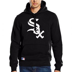 A New Era Chicago White Sox Team Pullover Hoodie - Black - Taille XXXXL