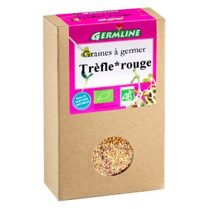 Germline Graines à germer Trèfle rouge bio