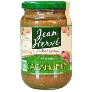 Image de Jean Hervé Purée de cacahuètes Bio (350g)