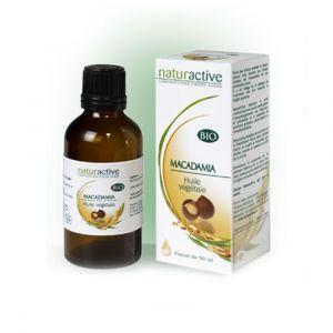 Naturactive Huile Vegetale Macadamia Bio