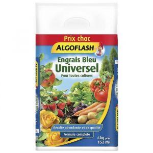 Algoflash Engrais Bleu Universel - 6kg