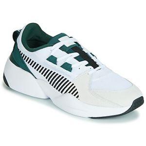 Puma Zeta Suede chaussures blanc vert T. 46,0