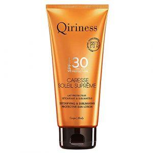 Qiriness Soleil Supreme - Crème Protectrice Caresse Soleil Suprême Corps - 200 ml - SPF 30