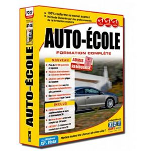 Auto-Ecole 2010 pour Windows