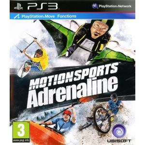 MotionSports Adrenaline (PlayStation Move) [PS3]