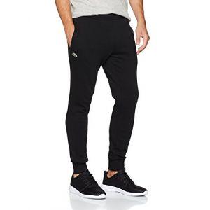 Lacoste Pantalon de survêtement Hommes noir T. S