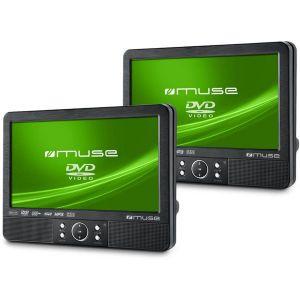 Muse M 995 CVB - Lecteur DVD portable, 2 écrans