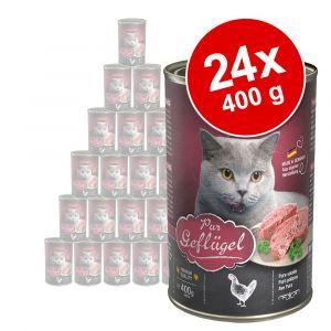 Leonardo Cat Food Kitten Wet Food Poultry 400g