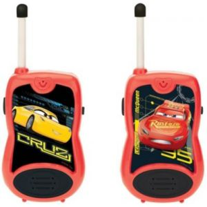 Lexibook Talkies-walkies Disney Cars 100 m